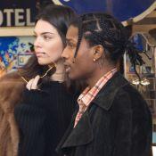 """Kendall Jenner envisage une relation """"sérieuse"""" avec A$AP Rocky"""