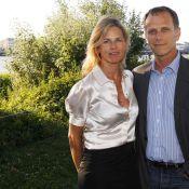Charles Berling est très amoureux : ''Avec Virginie, je suis désireux de tout...''