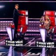 Nathalia - The Voice 6, le 4 mars 2017 sur TF1.