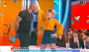 "Capucine Anav dévoile sa culotte dans ""TPMP"", jeudi 2 mars 2017, C8"