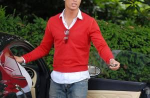 URGENT : Cristiano Ronaldo victime... d'un accident de la route ! Regardez l'état de la voiture ! (réactualisé)
