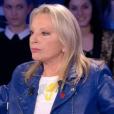 Véronique Sanson dans l'émission On n'est pas couché sur France 2, le 4 mars 2017