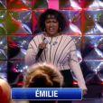 """Emilie de la """"Star Academy 4"""", """"N'oubliez pas les paroles"""", samedi 4 mars 2017, France 2"""