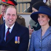 Kate Middleton, William et Harry : Célébration solennelle auprès d'Elizabeth II