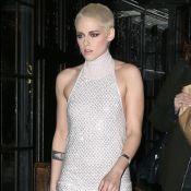 """Kristen Stewart, crâne rasé, s'explique : """"Je voulais le faire depuis longtemps"""""""