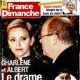 Magaine France Fimanche en kiosques le 10 mars 2017.