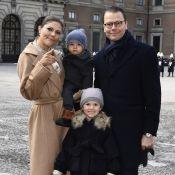 Princesse Victoria de Suède : Estelle et Oscar en vedettes pour sa fête