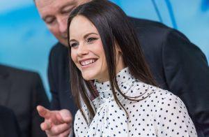 Princesse Sofia de Suède : Visite à l'hôpital pour son grand retour