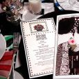 Ambiance - 63ème Bal de la Rose sur le thème de la Sécession Viennoise, imaginé par K.Lagerfeld au profit de la Fondation Princesse Grace dans la Salle des Etoiles au Sporting Monte Carlo à Monaco, le 18 mars 2017. © Dominique Jacovides/Bestimage