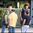 Boris Becker a retrouvé son fils Noah à Miami