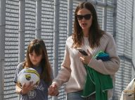 Jennifer Garner : Avec sa frange, Seraphina est le portrait craché de sa maman
