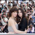 Sophie Marceau et Monica Bellucci - Festival de Cannes2009