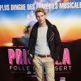 """Semi-exclusif - Benoît Dubois (Secret Story 4) - Générale de la comédie musicale """"Priscilla Folle du Désert"""" au Casino de Paris, le 3 mars 2017. © Marc Ausset-Lacroix/Bestimage"""