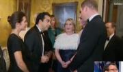 Patrick Cohen a été déstabilisé par le prince William lors du dîner auquel son épouse la duchesse de Cambridge et lui-même prenaient part le 17 mars 2017 à l'ambassade de Grande-Bretagne à Paris. Les images ont fait les choux gras de Matthieu Noël dans l'émission de C à Vous du 22 mars.