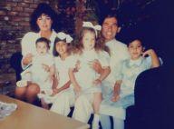 Kim Kardashian : Fillette sage et adorable en famille, avant la célébrité