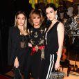 Lisa Rinna à la soirée Dolce & Gabbana organisée à Los Angeles, le 23 mars 2017