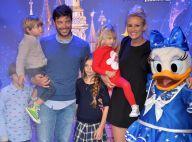 Elodie Gossuin et ses enfants, Alice Taglioni... Mamans au rendez-vous pour Disney