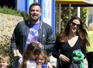 Ben Affleck et Jennifer Garner : Mines réjouies en famille, le bonheur retrouvé