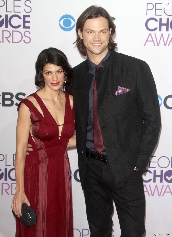 Jared Padalecki, Genevieve Padalecki - Soiree des 'People Choice Awards' a Los Angeles le 9 janvier 2013