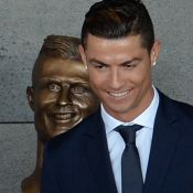 Cristiano Ronaldo : Sa statue complètement ratée, Georgina Rodriguez très sexy