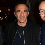 Nikos Aliagas et Flora Coquerel : Inauguration gourmande en plein coeur de Paris