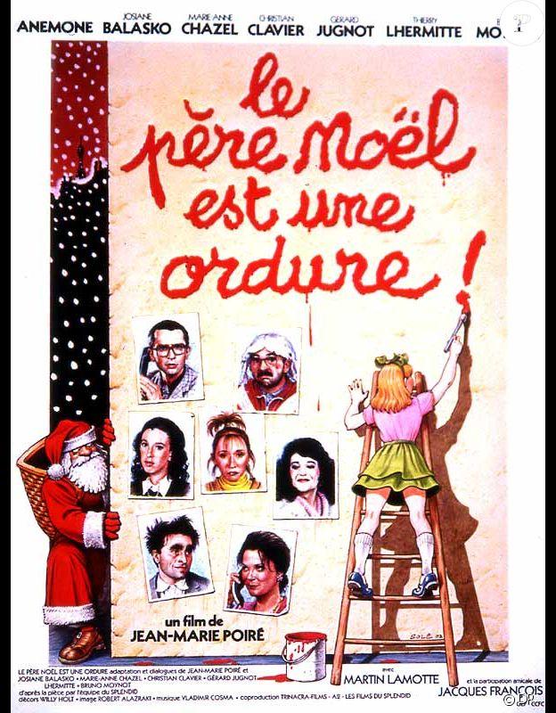 Affiche du film Le père Noël est une ordure (1982)