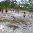 """Une épreuve délicate - """"Koh-Lanta Cambodge"""", le 7 avril 2017 sur TF1."""