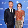 """Ryan Gosling et Emma Stone - Avant-première du film """"La La Land"""" au cinéma UGC Normandie à Paris, le 10 janvier 2017. © Coadic Guirec/Bestimage"""