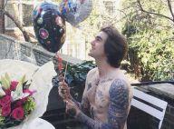 Gabriel-Kane Day-Lewis : Torse nu et très tatoué pour son anniversaire !
