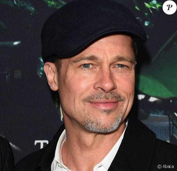 Brad Pitt lors de la première de The Lost City of Z aux ArcLight Cinemas Hollywood, Los Angeles, le 5 avril 2017.