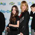 Rosanna Arquette et sa fille Zoe Blue Sidel
