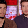"Morgan face à Incantèsimu dans ""The Voice 6"" sur TF1, le 15 avril 2017."
