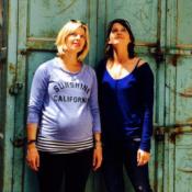 Wendy Bouchard enceinte : Elle dévoile son baby-bump à Jérusalem !