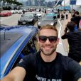Cody Walker en Australie pour la fondation de Paul Walker.