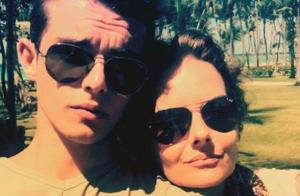 Benjamin Castaldi : Son fils Julien publie une rare photo de sa première épouse