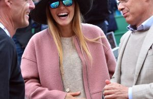 Novak Djokovic : Enceinte, sa belle Jelena affiche ses jolies rondeurs