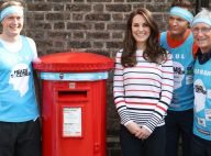 Kate Middleton : Lumineuse pour motiver ses troupes avant le marathon de Londres