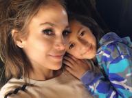 Jennifer Lopez et Alex Rodriguez in love : Leurs filles sont de vrais sosies !
