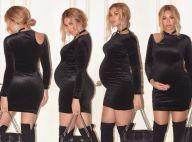 Beyoncé, enceinte : La future maman de jumeaux a pris des formes !