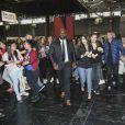 Exclusif - Horia - Vidéo City Paris 2017 au parc des expositions de la porte de Versailles à Paris, le 8 avril 2017. © Pierre Perusseau/Bestimage