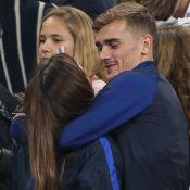 Antoine Griezmann : Amoureux discret, il s'affiche avec sa belle Erika