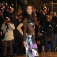 Chloé Mortaud aux NRJ Music Awards, à Cannes, le 17/01/09