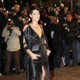 Sheryfa Luna aux NRJ Music Awards, à Cannes, le 17/01/09