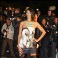 Shy'm aux NRJ Music Awards, à Cannes, le 17/01/09