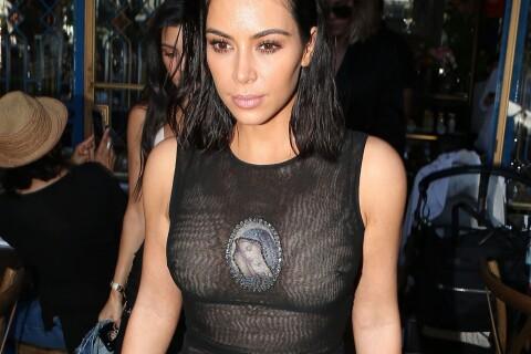 Kim Kardashian, un 3e enfant ? Une starlette propose d'être sa mère porteuse !