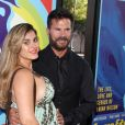 """Lorenzo Lamas et sa femme Shawna Craig enceinte à la première de """"Love & Mercy"""" au théâtre """" Samuel Goldwyn"""" à Beverly Hills, le 2 juin 2015."""