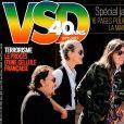 Couverture du magazine VSD, numéro 2069 du 20 avril 2017.