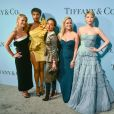 Claire Danes, Jennifer Hudson, Ruth Negga, Reese Witherspoon et Haley Bennett - Soirée 'Tiffany & Co. 2017 Blue Book Collection' à New York le 21 avril 2017.