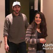 Mila Kunis offre un magnifique cadeau à ses parents, aidée d'Ashton Kutcher