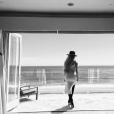 Ciara enceinte de son deuxième enfant - Photo publiée sur Instagram le 26 avril 2017